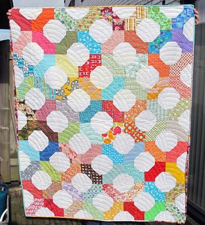 bow tie quilt af 4