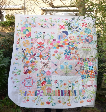 GTSB quilt top finished 5