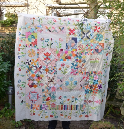 GTSB quilt top finished 6