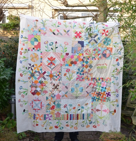 GTSB quilt top finished 8