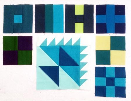 365 eerste blokken 2