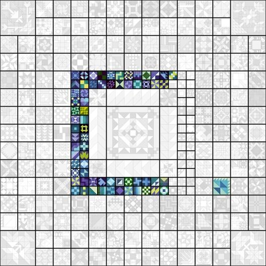 365 days challenge grid