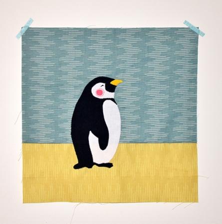 Comfort Circle April 2016 Penguin