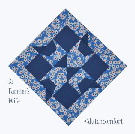 FW1930 33 Farmer's Wife
