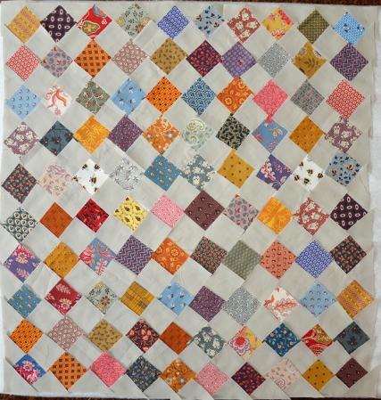 RFLQ squares block 1